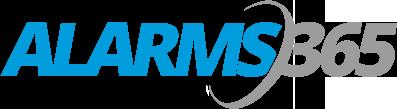Alarms 365 Dublin Logo