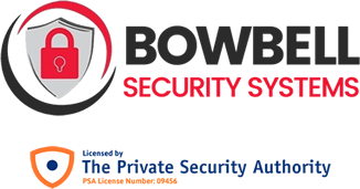 Bowbell Security Systems PSA Logos