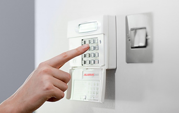 Alarm Keypad Harold's Cross